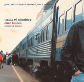 Trains of Winnipeg